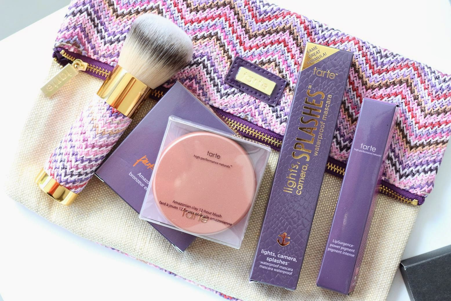 Tarte Makin' Waves Best-Selling Summer Essentials Set