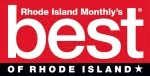 Voted Best of Rhode Island! (6 awards, 5 years in a row)
