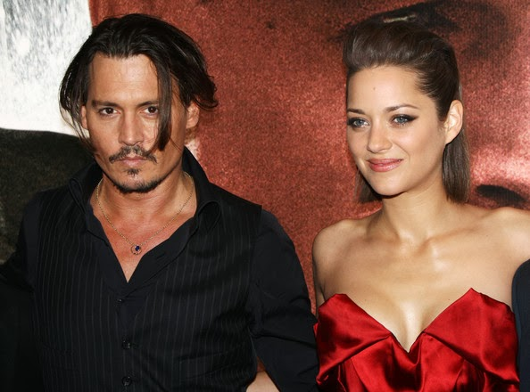 Hvem er dating marion cotillard