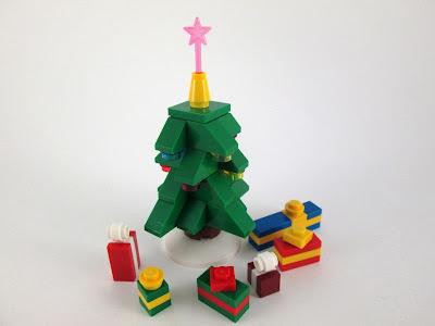 MOC LEGO Árvore de Natal