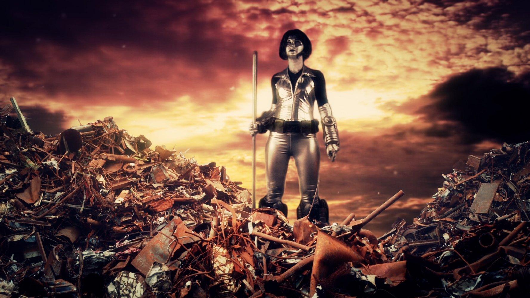 The Killer Robots! Crash and Burn
