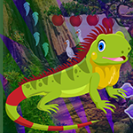 Games4King Lizard Rescue