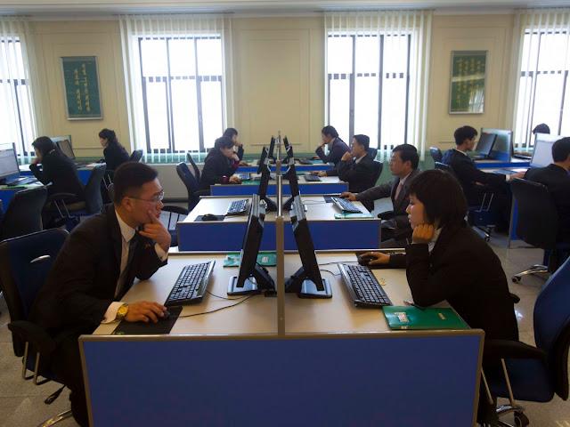 10 حقائق غامضة عن الحياة التكنولوجية في كوريا الشمالية