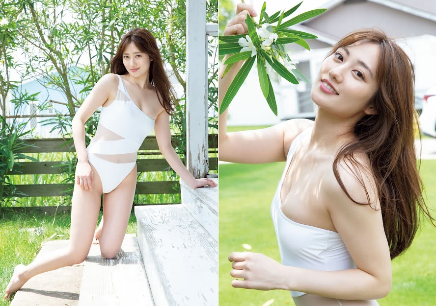[Big Comic Spirits] 2020 No.33 奥山かずさ 桜井日奈子Real Street Angels