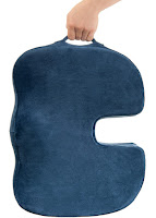 OfficeGYM Coccyx Cushion #officegymcushion