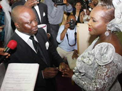 Governor Emmanuel Uduaghan marriage vow