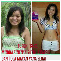 Testimoni Sinensa Beauty Slim Herbal - Suplemen Pelangsing BPOM
