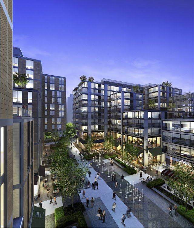 The Apartments At Citycenter: The Urban Real Estate Digest Of Washington DC