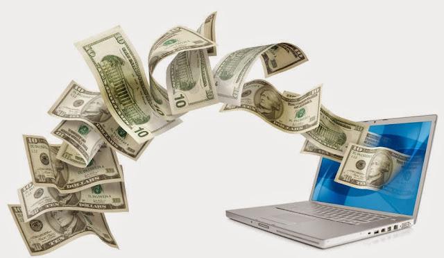 Berbisnis Lewat Media Online, Begini Cara Mendapatkan Uang Dari Internet