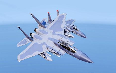 Arma3用F-15 MOD