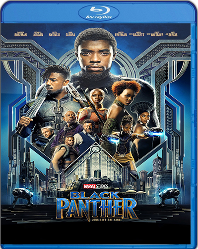 Black Panther [2018] [BD25] [Latino]