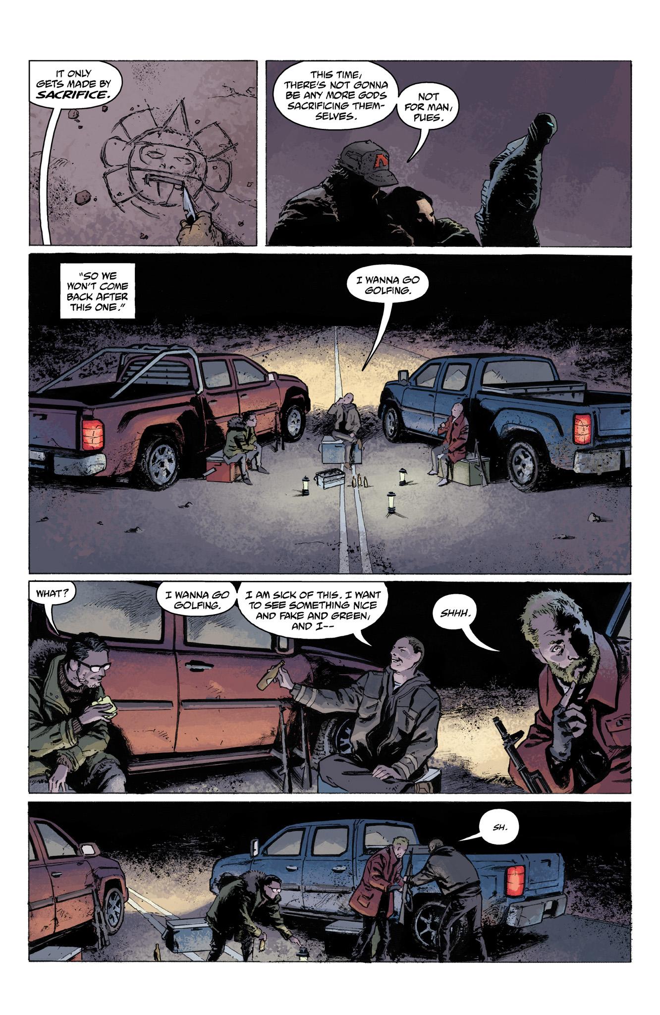 Read online Abe Sapien comic -  Issue #6 - 20
