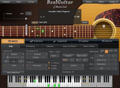 musiclab real guitar 3 samples kontakt samples y mas. Black Bedroom Furniture Sets. Home Design Ideas