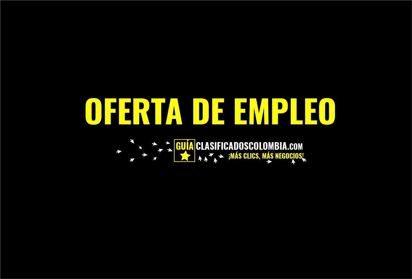 ASESORES COMERCIALES EMPLEO BOGOTA