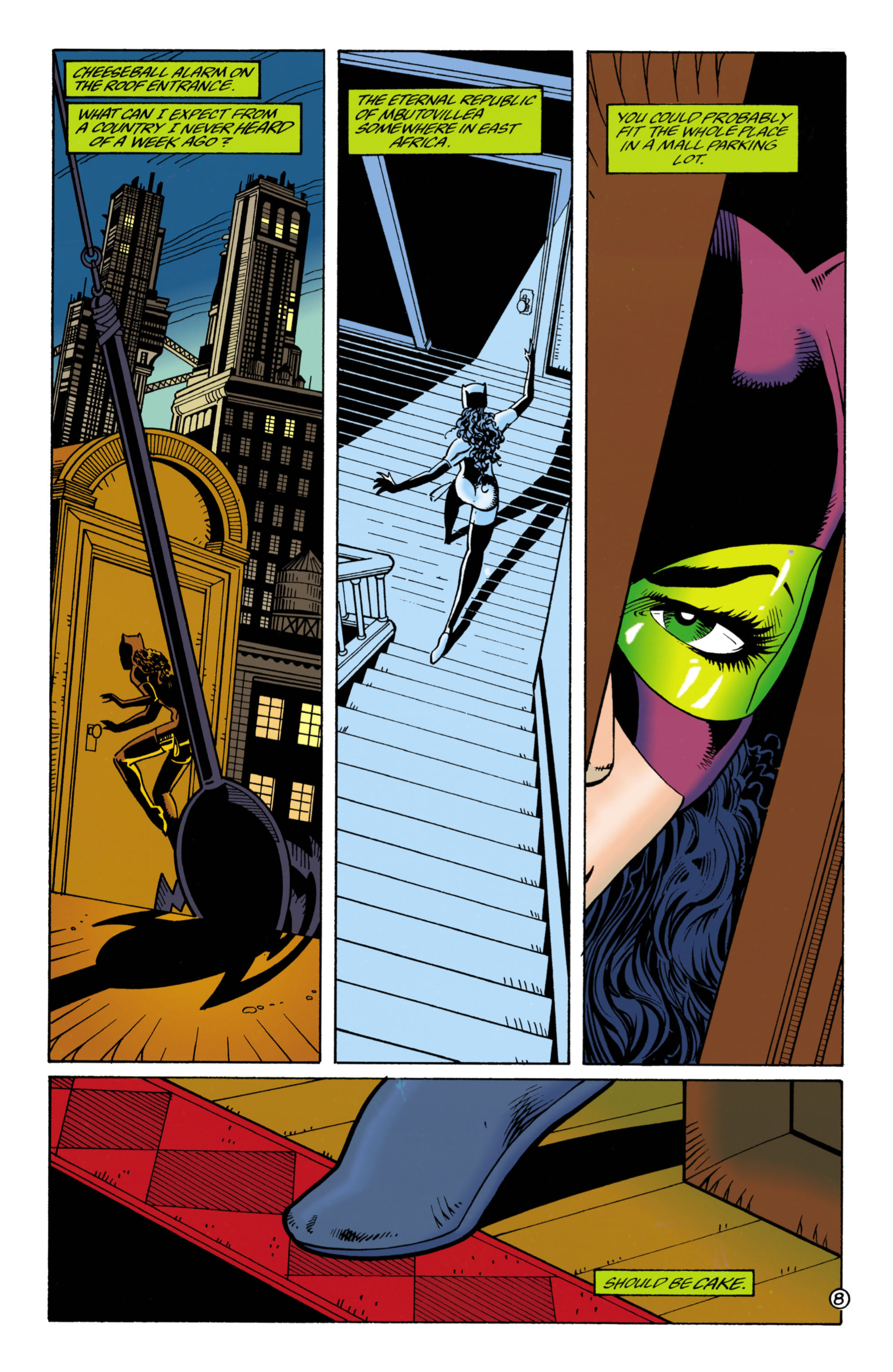 Catwoman (1993) Issue #27 #32 - English 9
