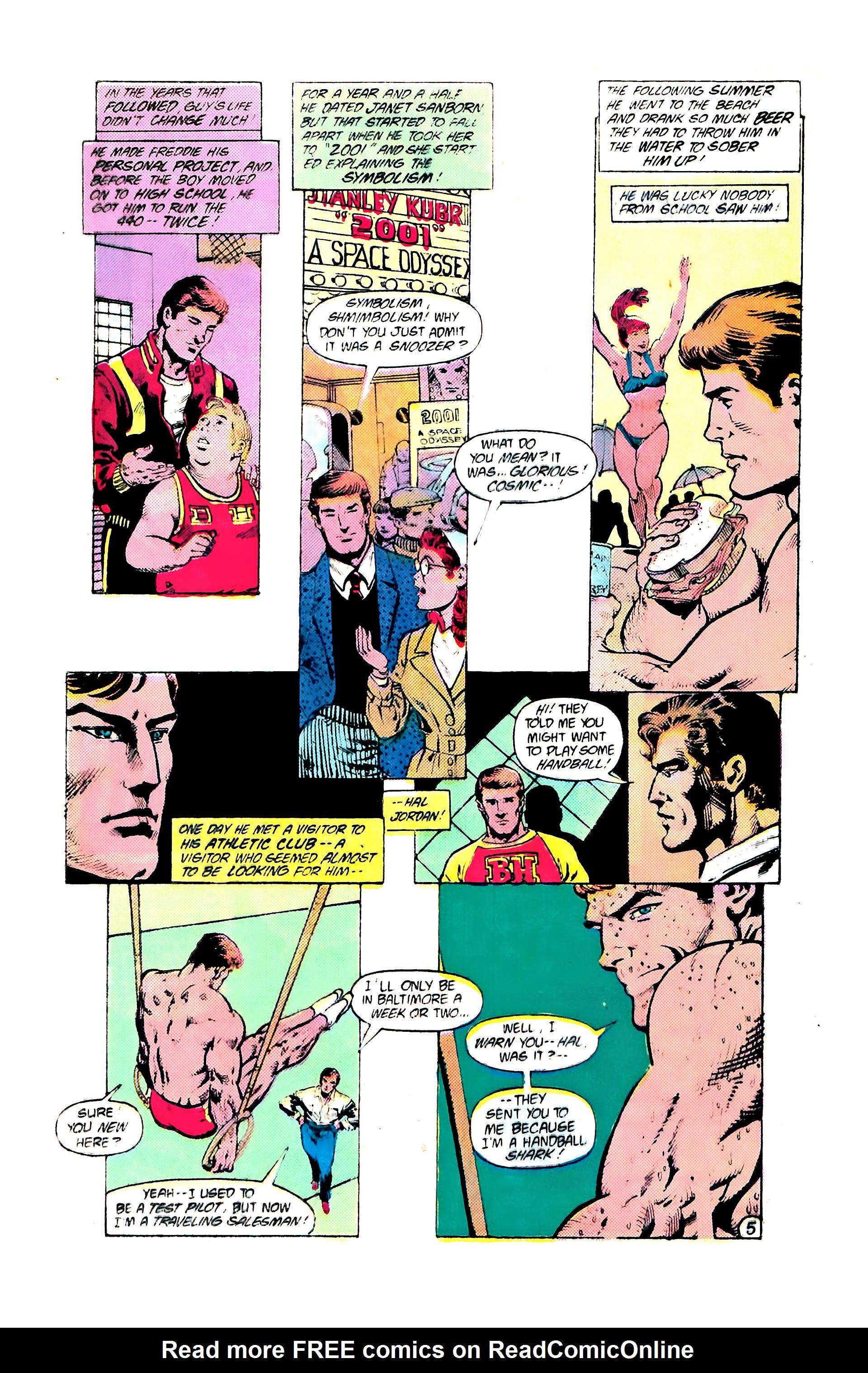 Read online Secret Origins (1986) comic -  Issue #7 - 9