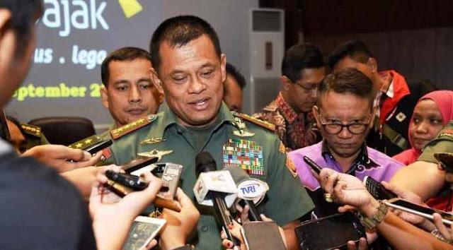 Panglima Gatot Nurmantyo Puji PKS Sebagai Partai yang Konsisten