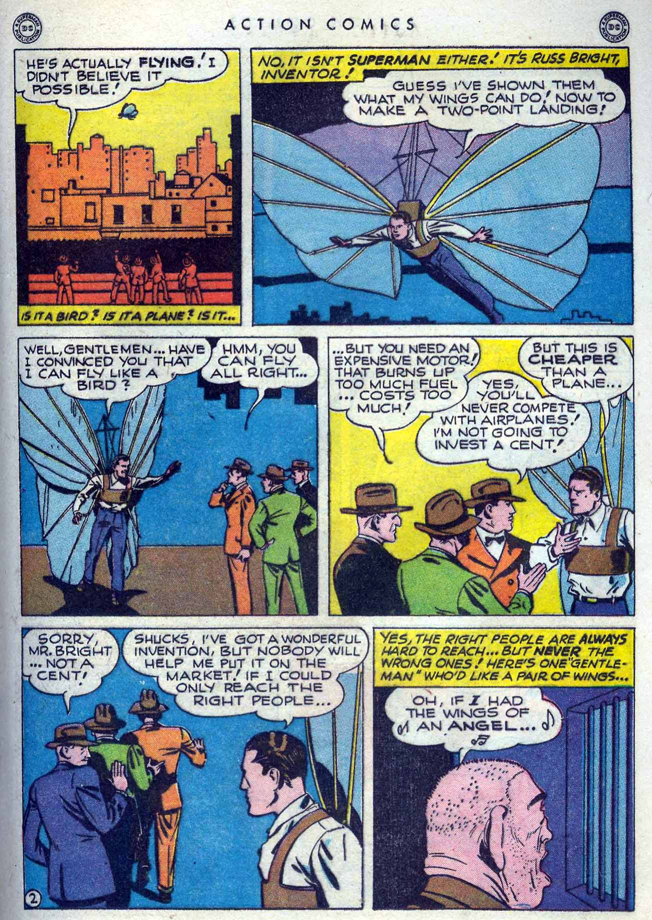 Read online Action Comics (1938) comic -  Issue #105 - 19
