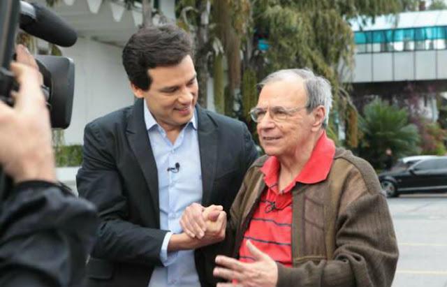 LUTO: Morre, aos 78 anos, o repórter policial Gil Gomes