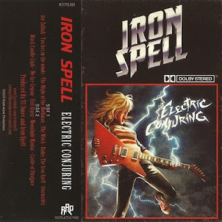 "Το βίντεο των Iron Spell για το ""Torches in the Woods"" από το album ""Electric Conjuring"""