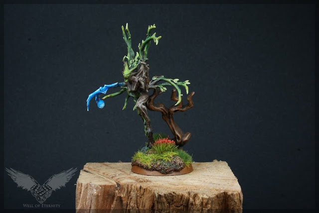 warhammer age of sigmar sylvaneth branchwraith conversion 2