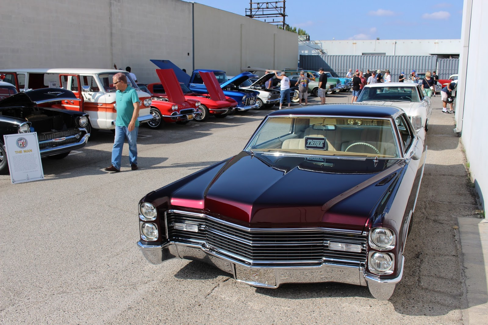 Covering Classic Cars : 8th Annual California Car Cover Parking ...