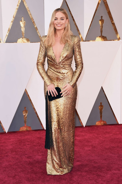 Margot Robbie – 2016 Academy Awards in Hollywood