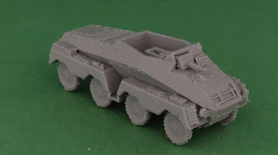 Schwerer Panzerspähwagen (75 mm) Sd Kfz 233 picture 1