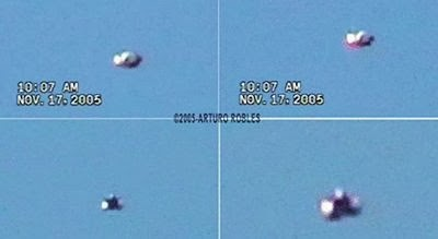 UFO Photos in Latest Release of Snowden Documents