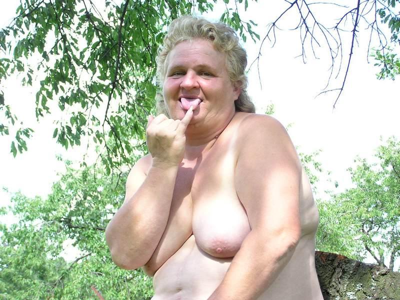 Nude pics grandma Naked Grannies