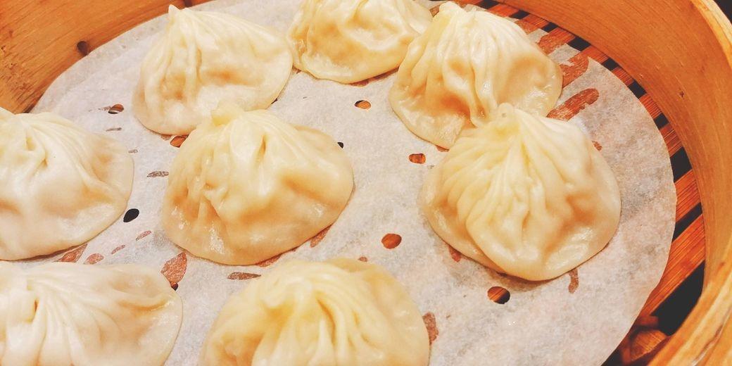 Lugang Cafe's Pork Xiao Long Bao