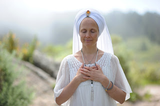 "A Poem by Snatam Kaur ""In Between"""