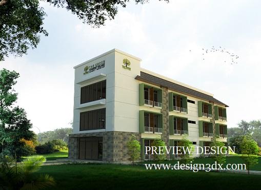 Biaya paket design online rumah kos murah berpengalaman ...