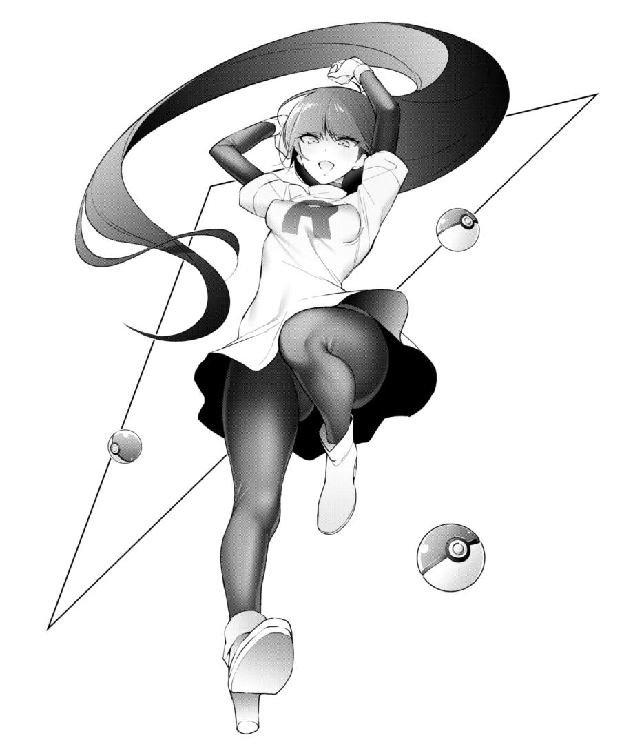 Digital Art By 緋月アキラ(Hizuki Akira)