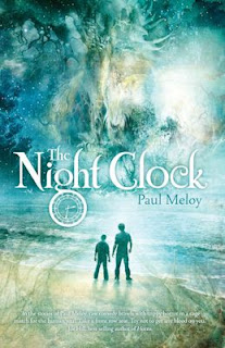 Interview with Paul Meloy, author of  The Night Clock