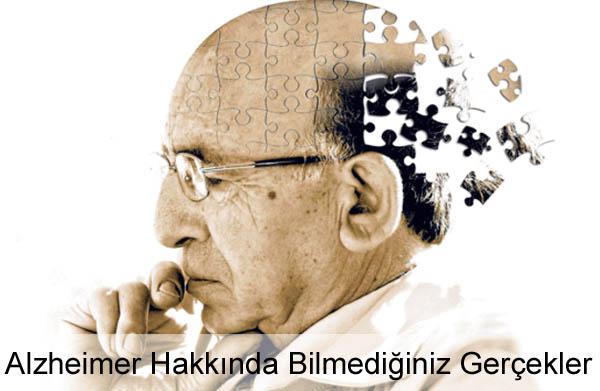 Alzheimer Hakkında Bilmediğiniz Gerçekler