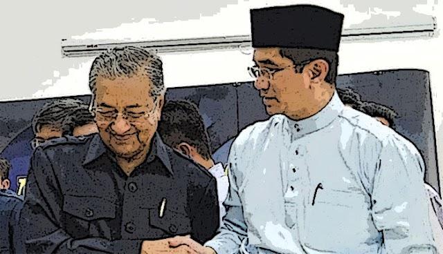 Mahathir menang sorak, parti tergadai...