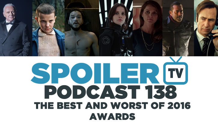STV Podcast 138 - The Best and Worst of 2016 awards