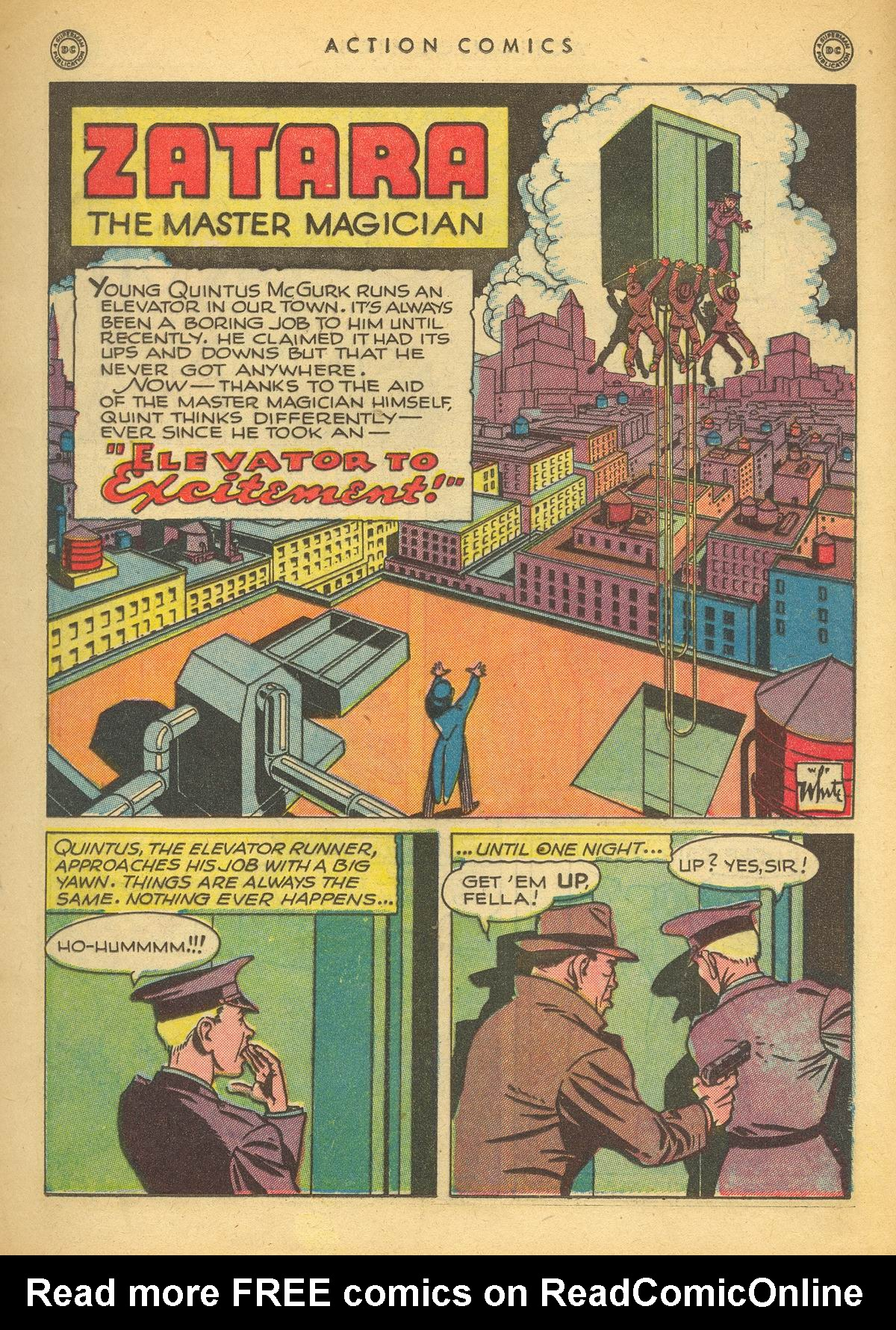 Read online Action Comics (1938) comic -  Issue #109 - 17