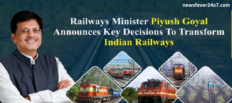 Major changes being made by Railway Ministry