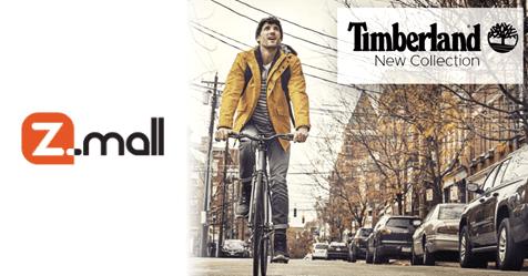 Νέα Συλλογή Timberland στο Z-Mall