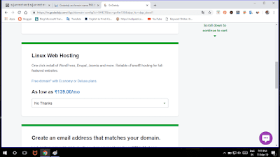 how to register domain with godaddy