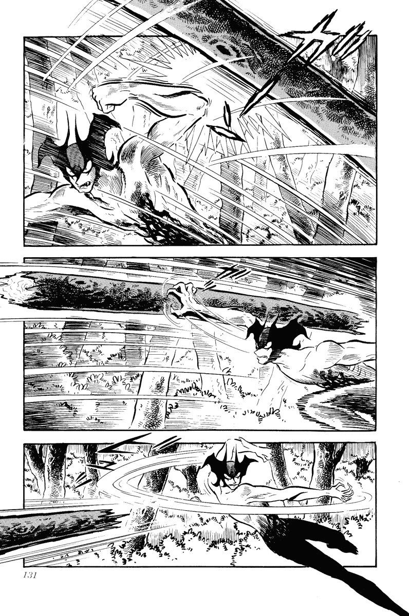 DevilMan chapter 8.2 trang 16
