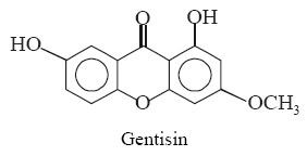 Erythrocentaurin-obtained from the plant Centaurium