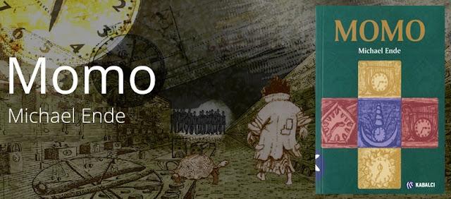 En Çok Okunan Kitaplar - Momo - Michael Ende - Kurgu Gücü