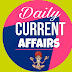 Daily Current Affair