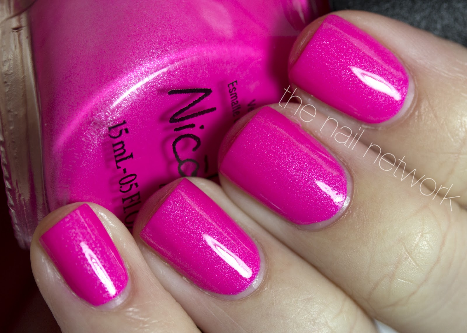 The Nail Network: New for 2013: Nicole by OPI Swatches/Review