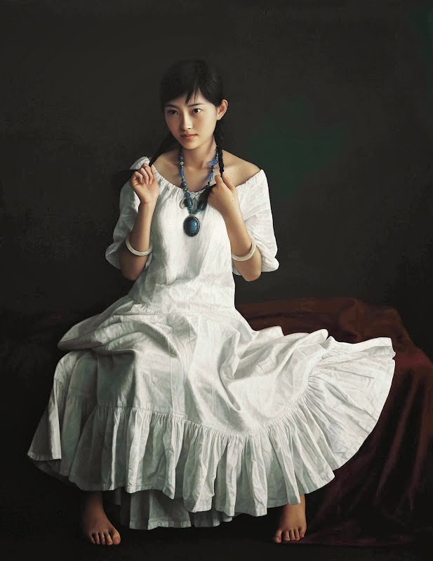 Wu Chengwei | Chinese Figurative Painter | 1973