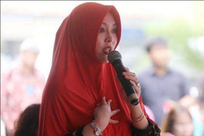Masya Allah, Penjara Menjadi Jalan Hidayah Angelina Sondakh Mampu Menghafal 15 Juz Al-Qur'an