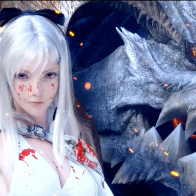 Drakengard 3 Zero Wallpaper Engine